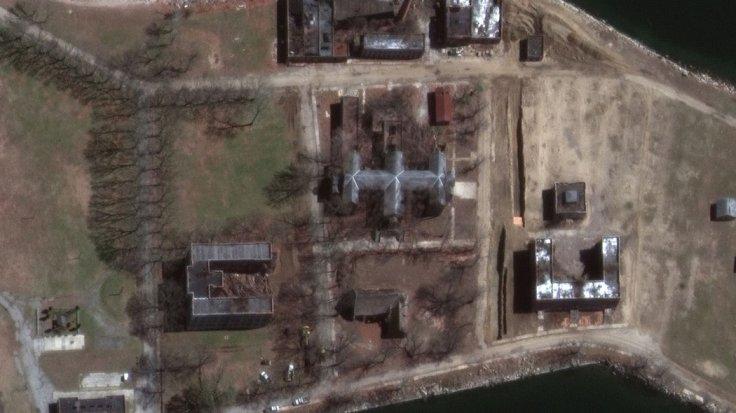 Mass Burial Hart Island