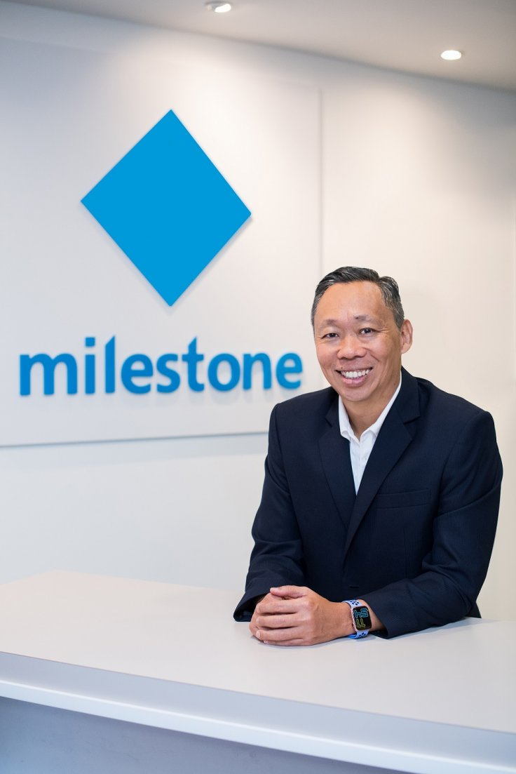 Benjamin Low, VP APAC Milestone Systems