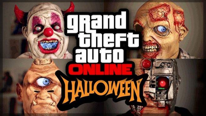GTA 5 Online: Fresh DLC content for Halloween and Christmas ...