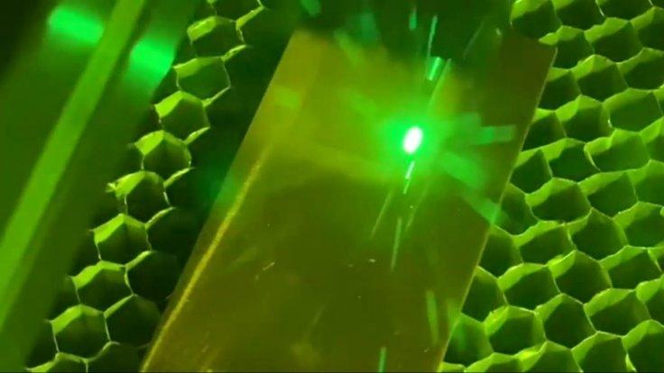 Laser treatment of copper, Purdue University