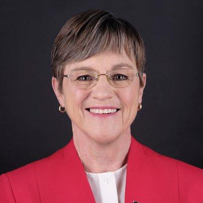 Kansas Governor Laura Kelly