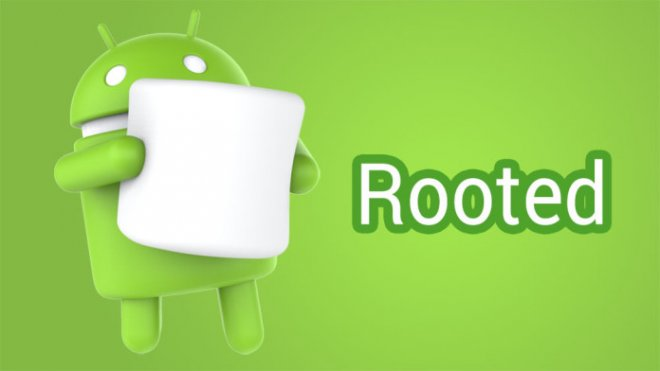 Google Pixel rooted on Android Marshmallow