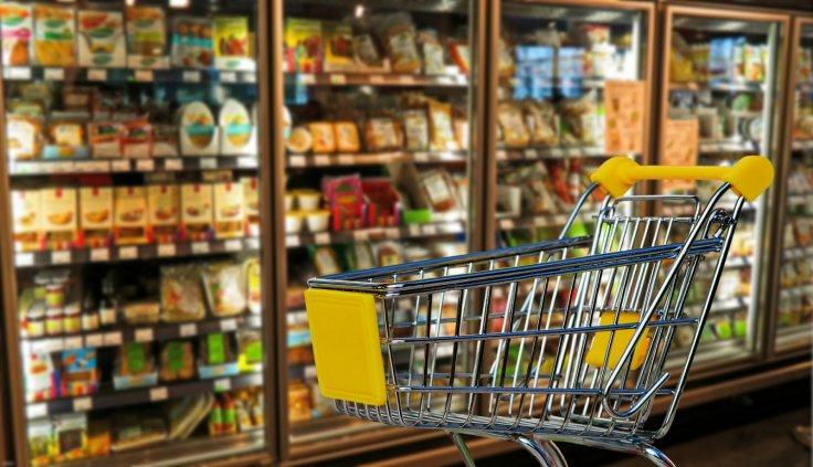 Coronavirus Supermarket Shopping