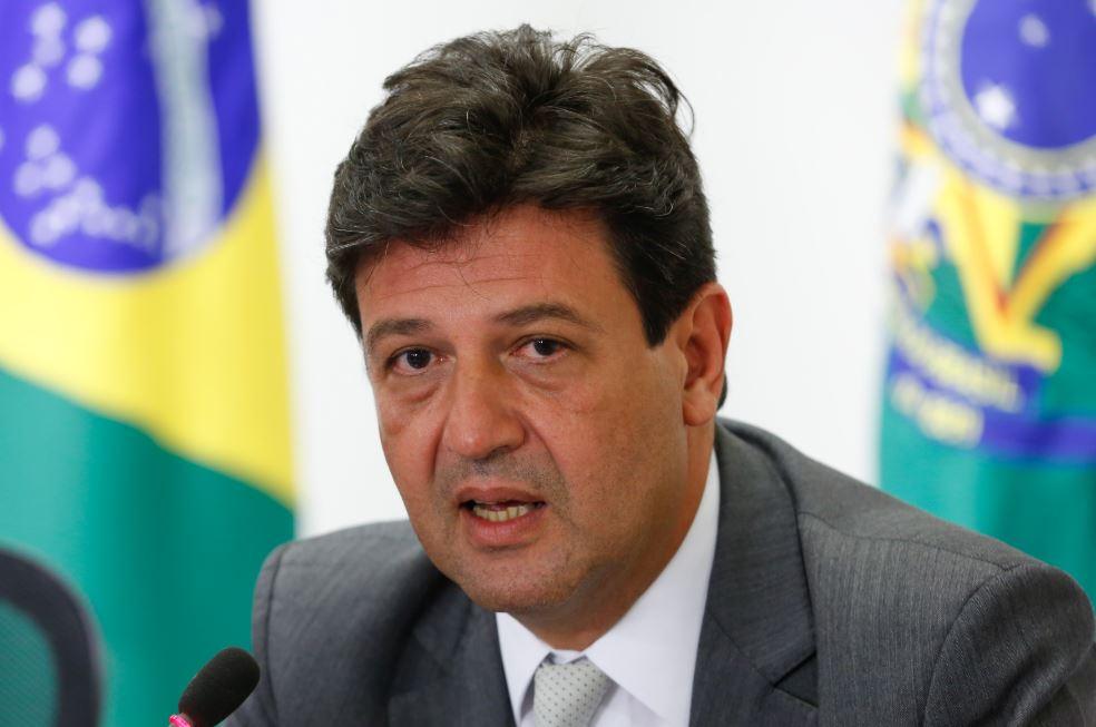 Bolsonaro fires popular Brazil health minister amid pandemic