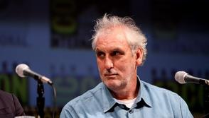 Director Phillip Noyce on the Salt panel at the 2010 San Diego Comic Con in San Diego, California