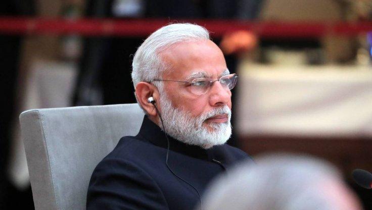 Indian Prime Narendra Modi