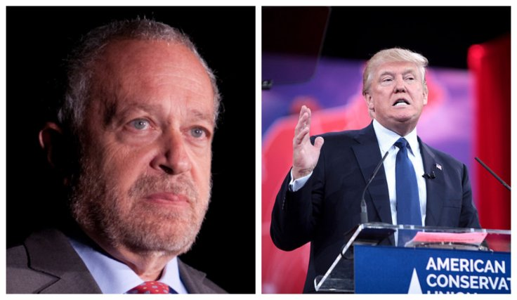 Robert Reich and Donald Trump