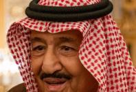 King Salman bin Abdulaziz Al Saud of Saudi Arabia
