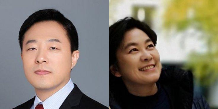 Zhao Lijian and Hua Chunying