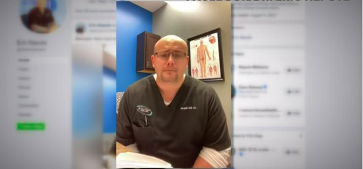 Chiropractor Eric Nepute