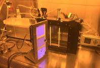 UV light in lab