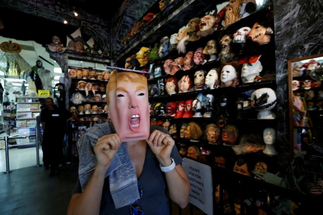 It's Halloween time! Don't miss out on these most popular masks for Halloween in 2016