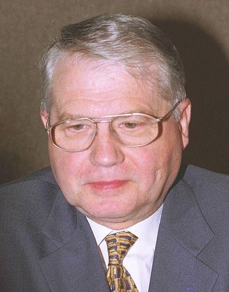 French scientist Luc Montagnier