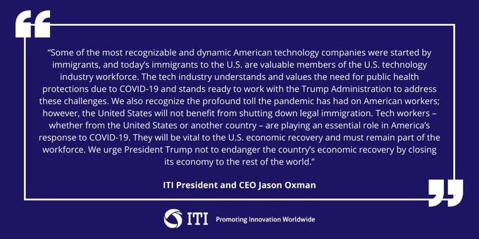 ITI statement