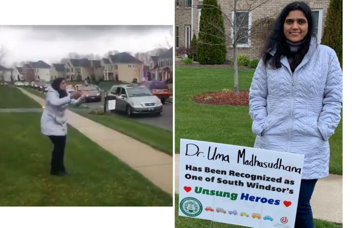 Dr Uma Rani Madhusudana