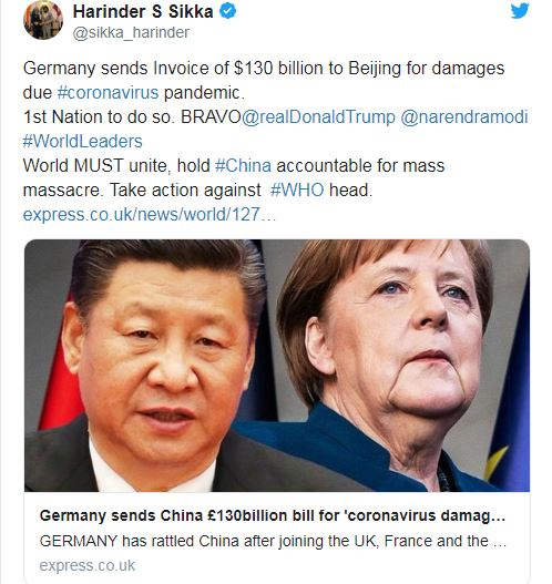 Germany bill
