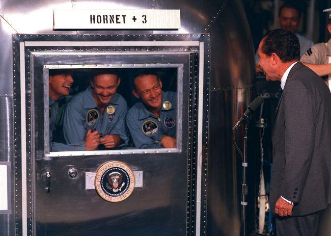 Apollo 11 Quarantine Procedure