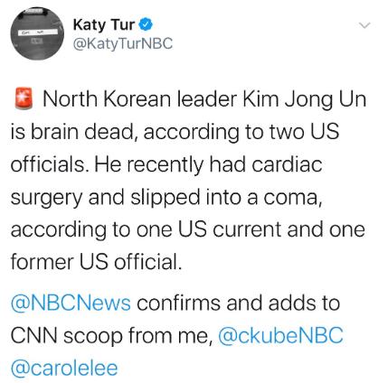 Katy Tur tweet