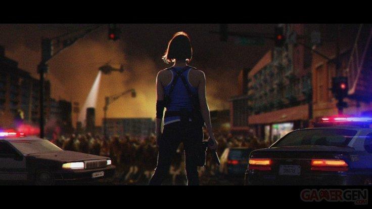 Resident Evil 3 Screeshot
