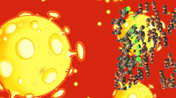 Coronavirus Attack