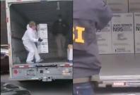 FBI seize N95 Masks
