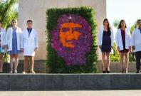 Cuban doctors