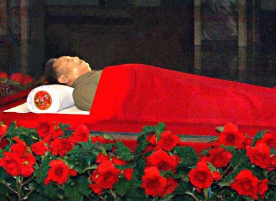 Kim Jong Il funeral