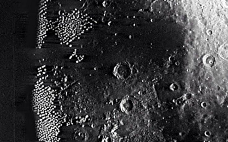 aliens on moon