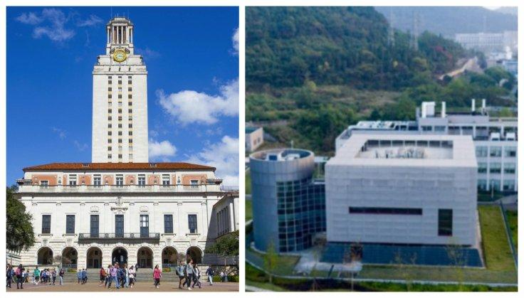 Tie between University of Texas and Wuhan lab