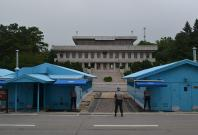 Demilitarized Zone between North and South Korea