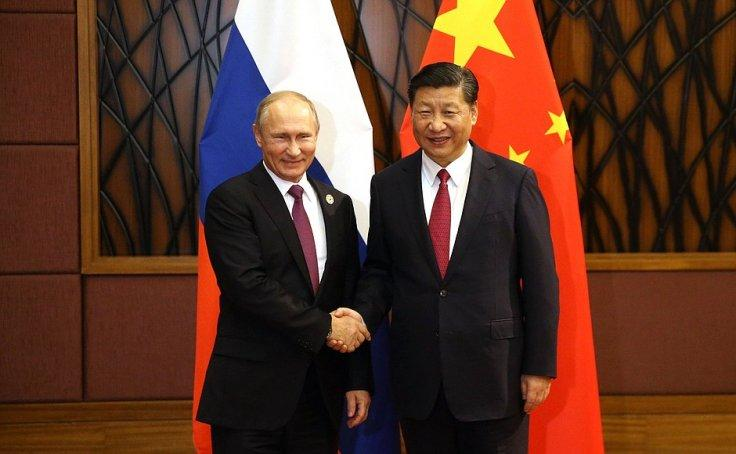 Russia and China relation