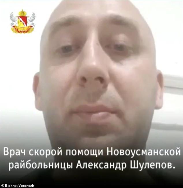 Dr Alexander Shulepov