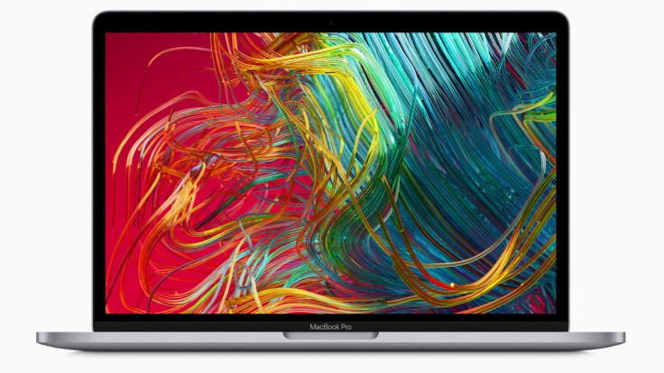 Apple MacBook Pro with magic keyboard launched