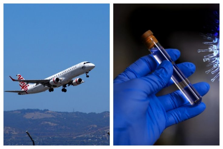 International travel coronavirus