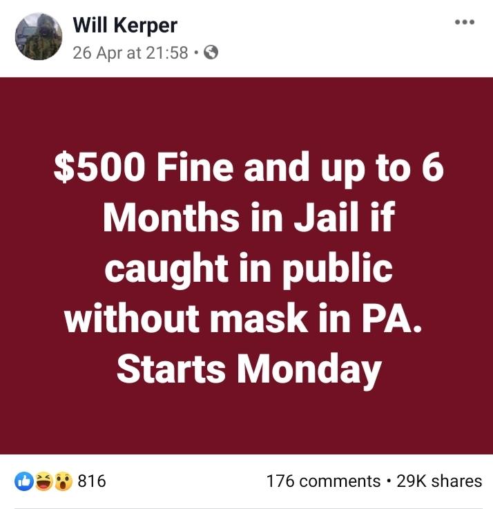 Will Kerper FB