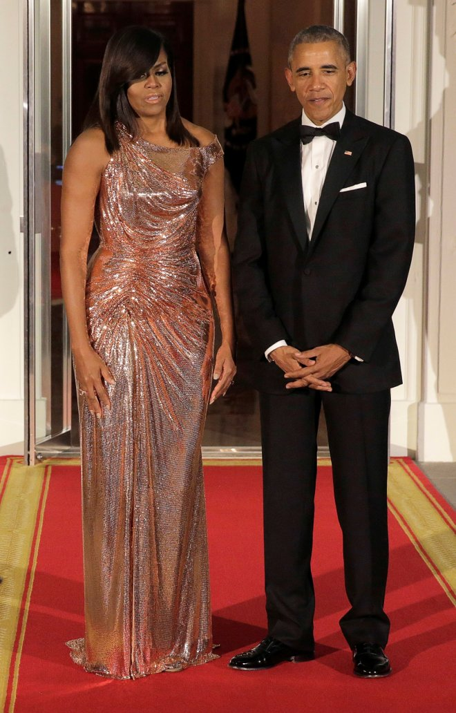 In Pictures: 15 best looks of Michelle Obama