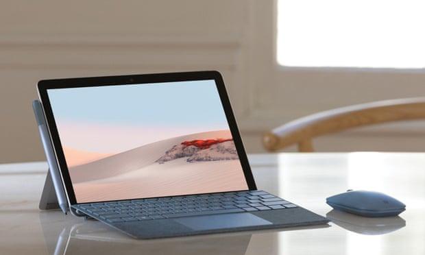 Microsoft Surface Go 2 laptop