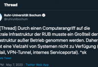 RUB University hack