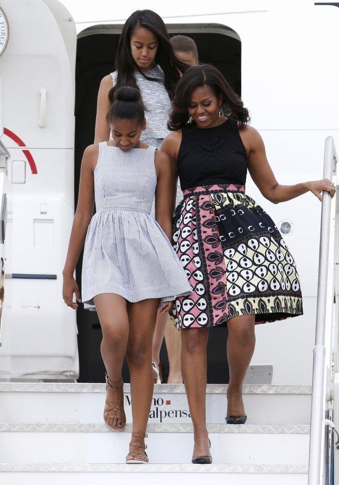 In Pictures: 20 best looks of Michelle Obama