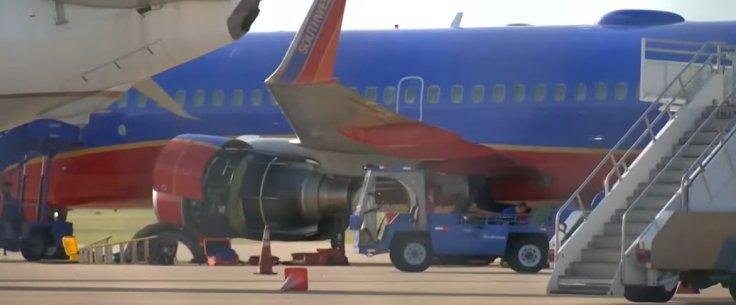 Southwest airliner accident