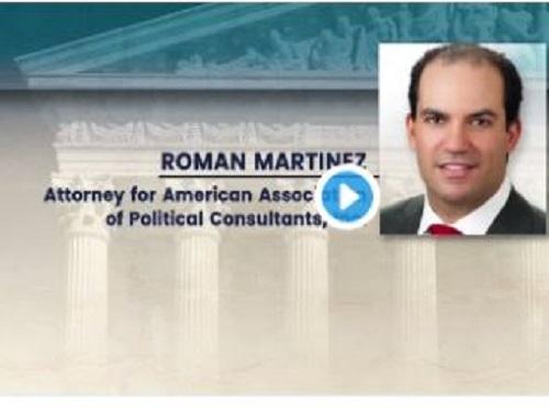 Roman Martinez US online hearing