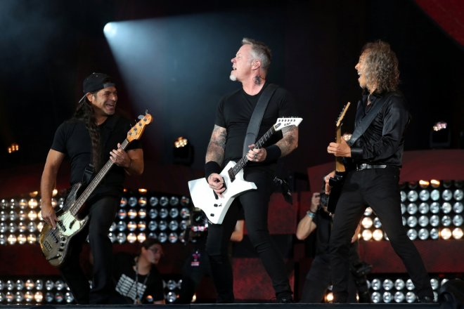 Metallica is all set to perform in Singapore next January