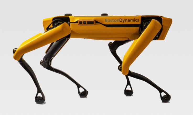 Boston Dynamic's Spot robot