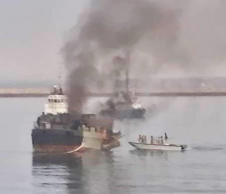 Iran ship