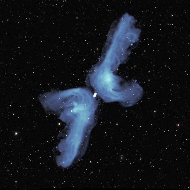 X-Shaped Galaxy
