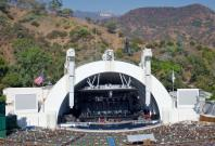 Hollywood Bowl ampitheatre