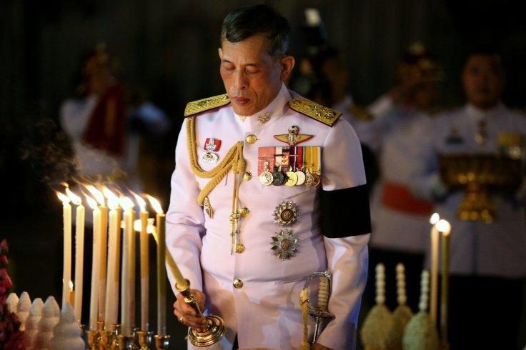 Thailand to anoint Maha Vajiralongkorn as king on December 1