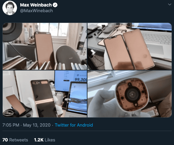 max Winebach Tweet