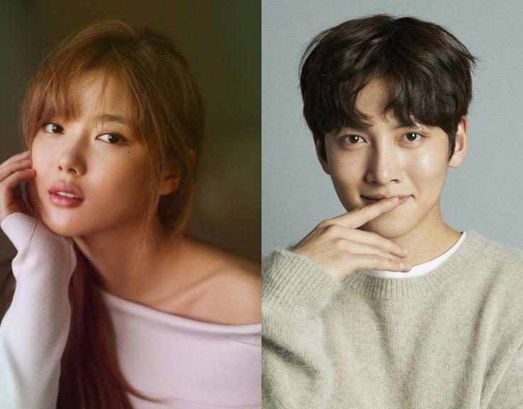 Kim Joo Jung and Ji Chang Wook