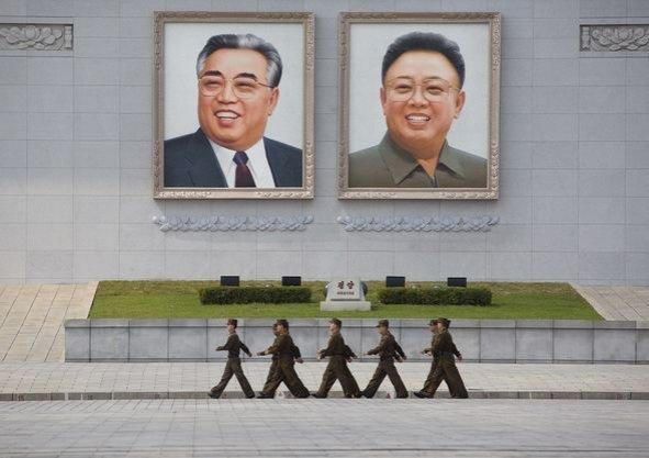 main Square North Korea